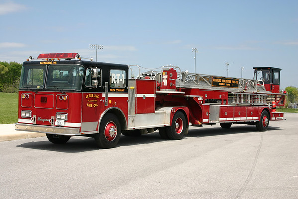 Company 1 - Leesburg Fire Company (Downtown station)