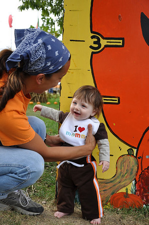 The Great Pumpkin Patch 2010