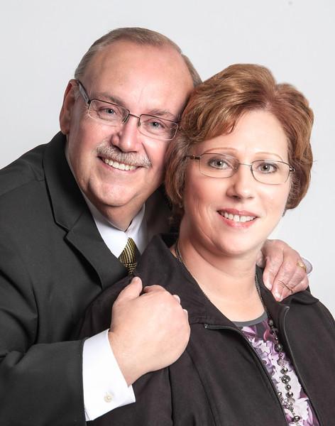 Joe and Lisa McNulty