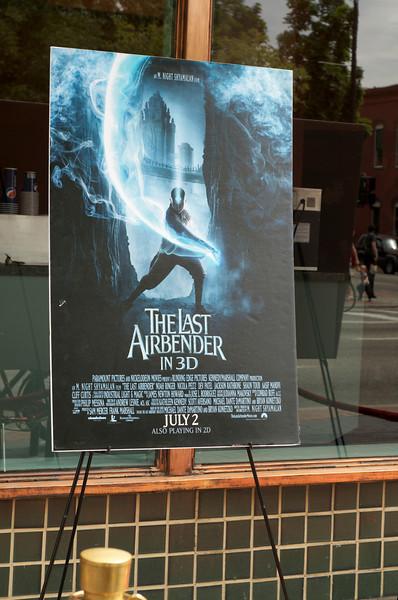 The Last Airbender Boise Premiere