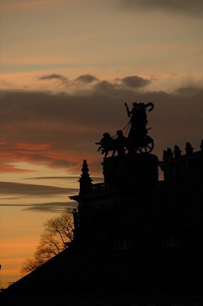 Semper Opera House - Dresden, Germany