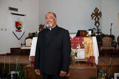 pastor john milton