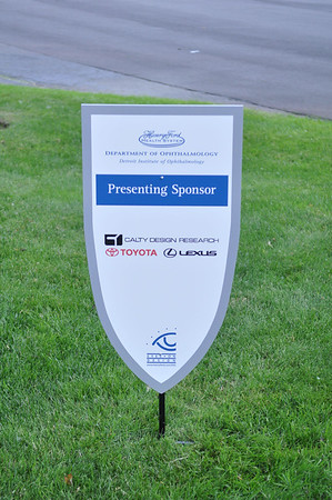 EOD 2014 Sponsors signs and Cars