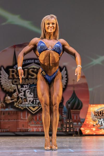 3rd Place 217 Janica Timonen
