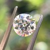1.13ct Old European Cut Diamond GIA J SI1 8