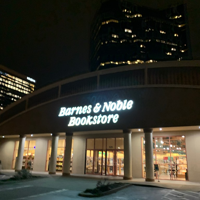 Barnes and Noble Bellevue
