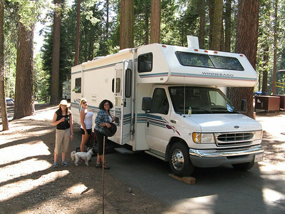 Sequoia Kings Canyon, Summer 2014