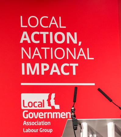 LGA Labour Local Gov Conference 2020