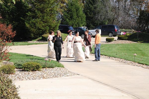 Jen and Randy Wedding, 27 Oct. 2012