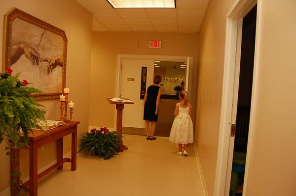 Landon and Amber wedding Ceremony