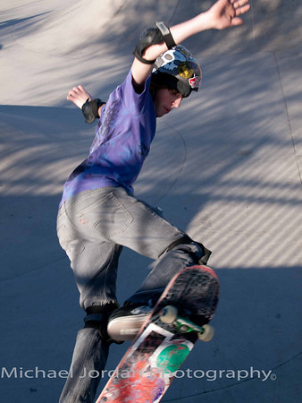 Goodyear Skate Park 2009