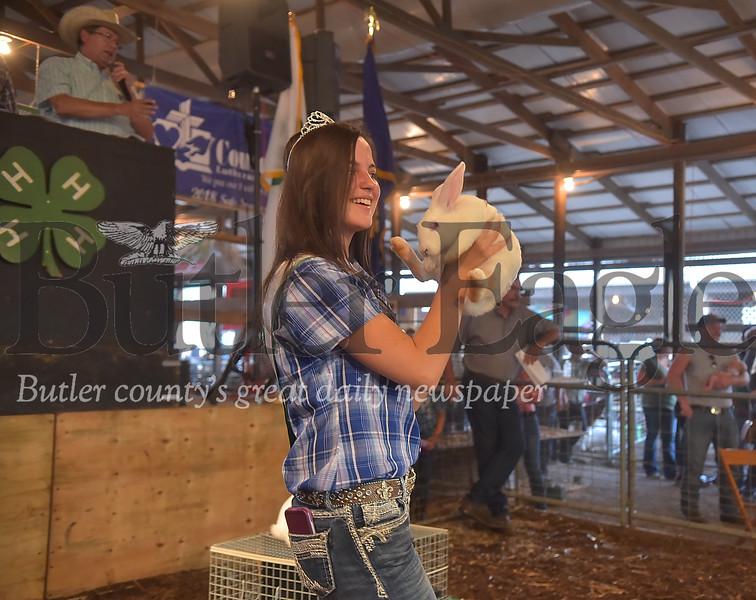 74692 Butler Farm Show 4-H-FFA Livestock Sale