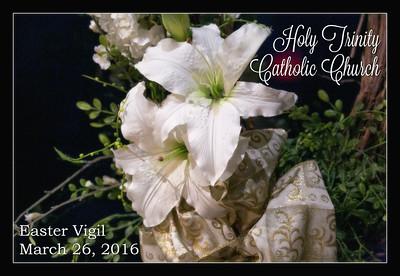 Holy Trinity Catholic Church - Easter Vigil