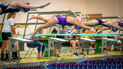 Girl's Swimming