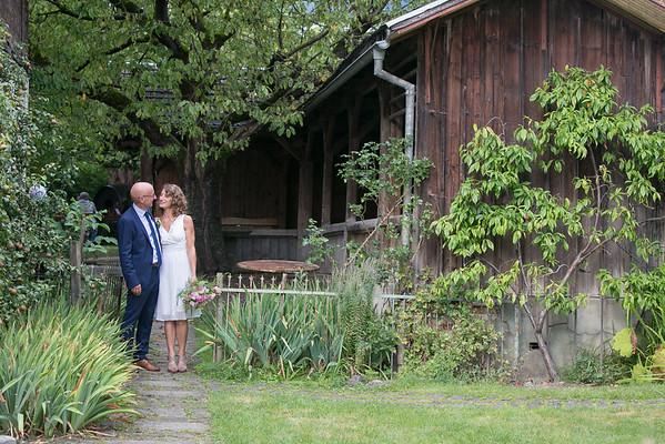 Muriel & Martin Heiraten - Kleines Album