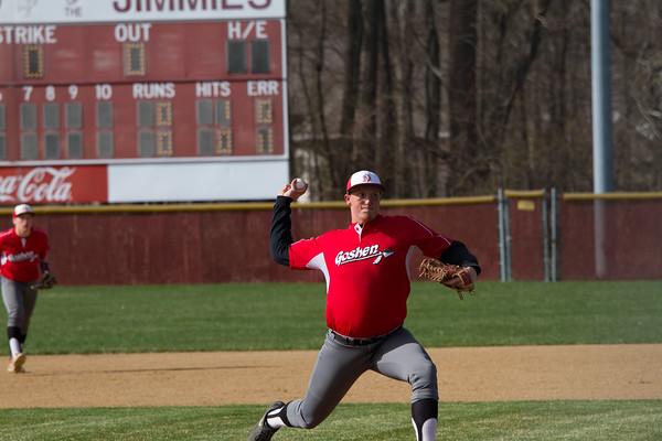 Goshen vs. Jimtown Baseball