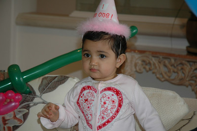 Sara's Birthday, 2007