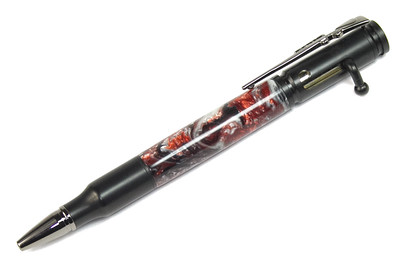 30 Caliber Bolt Action Rifle Pen