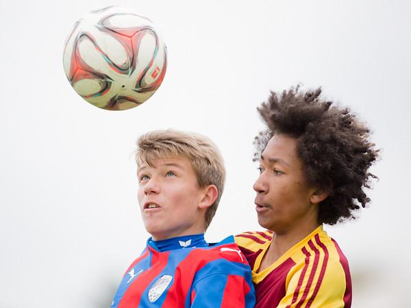 U16: Dukla - Plzeň 1:3