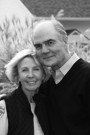 October 2015, Carol & Walt McKelvey..Linwood/Vermilion, Ohio