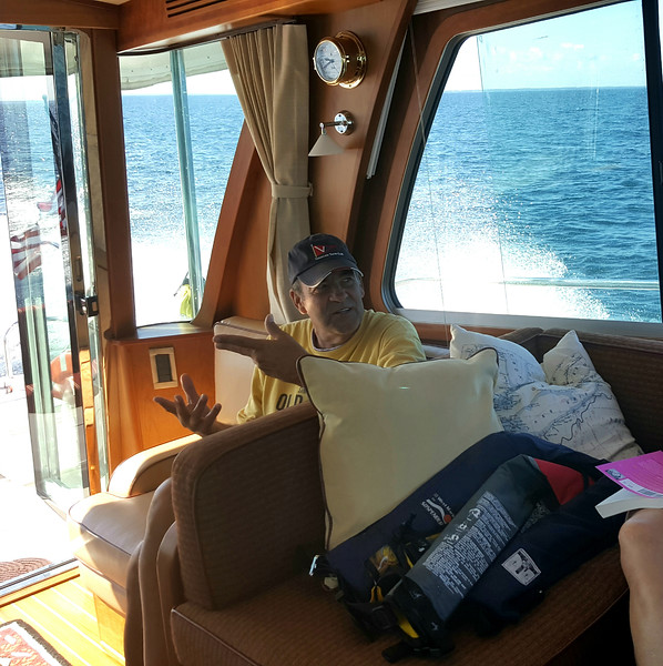Wednesday, July 27 - Sackets Harbor to Clayton