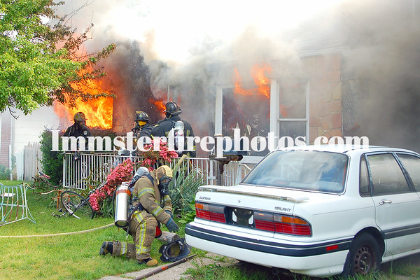 Bethpage FD  South Nassau Road 5-17-08