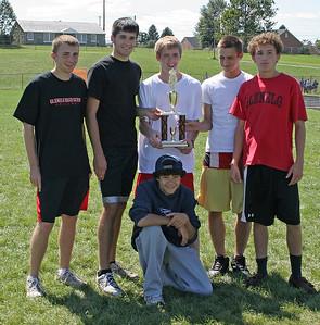 2007, Sept 15, Brunswick Invitational (Glenelg Boys Champions!)