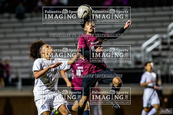 2-9-2021 Blythewood vs Brookland Cayce Varsity Mens Soccer