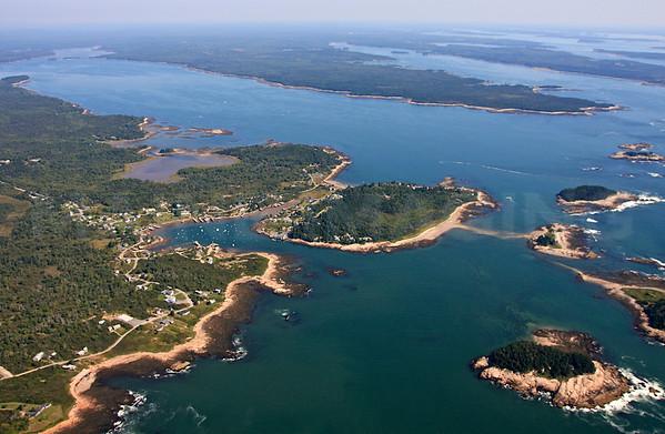 Corea, Maine.