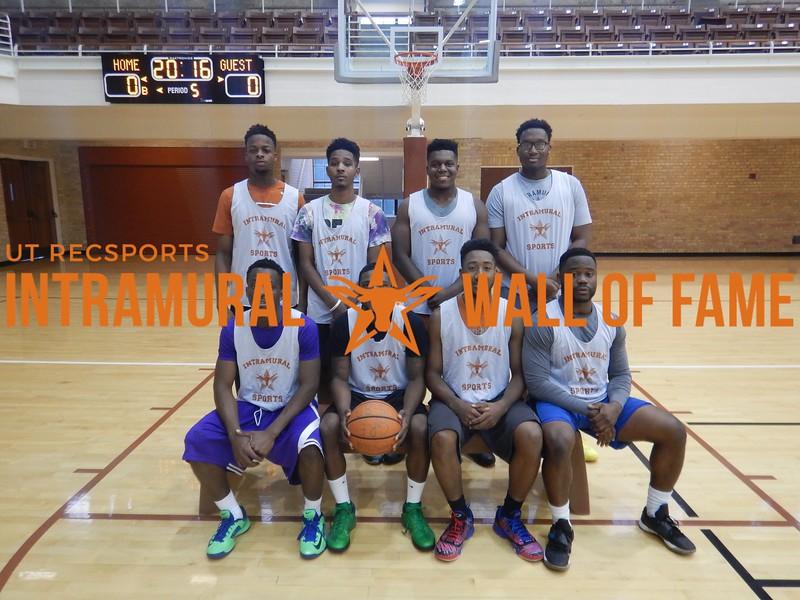 Summer 2016 Basketball Champion Loyal Men of UT