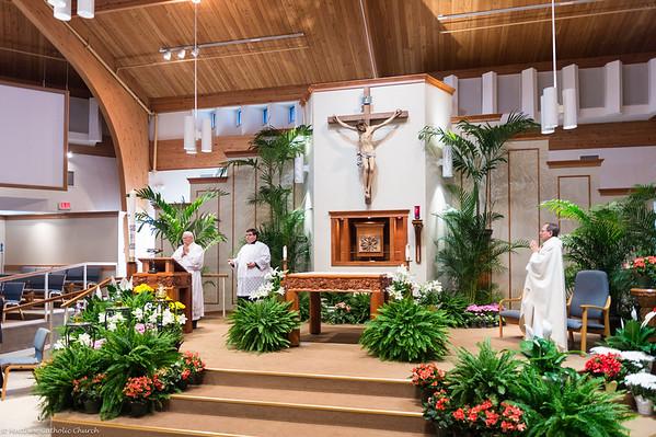 Easter Mass (9am)