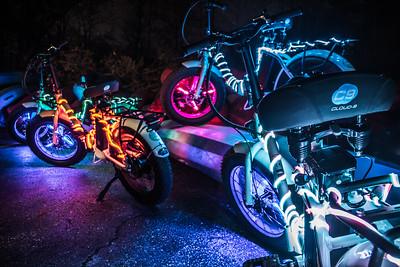 Glow Bikes session 2