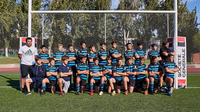 FRM - Sub 14 - 1ª División - Jornada 1 -  1ª Fase - 06 Oct 2018