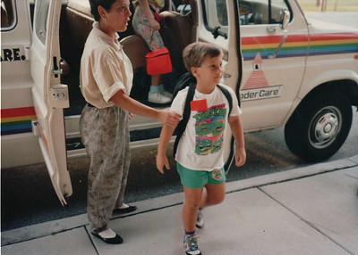 1990-11 | Thanksgiving Play-School | Florida