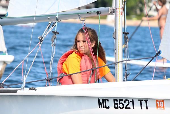 Sail School Thursday Aug 6