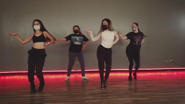 Jocelyn - Bachata Fusion 11-14