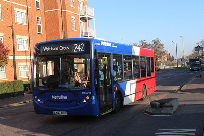 Route 242 (1934-): Potters Bar to Waltham Cross