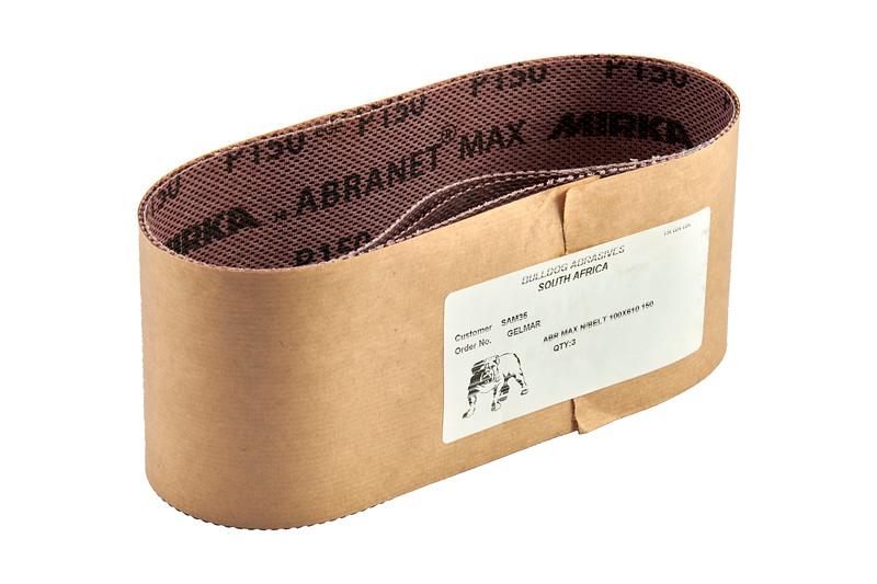 Gelmar ABR Max N/Belt 100x610 P150