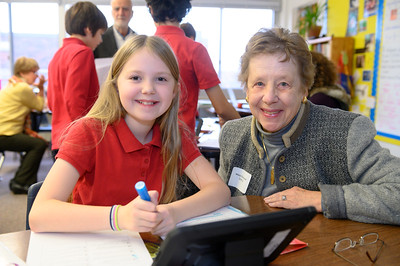 Lower School Grandparent and Special Person Day