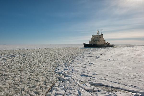 The Urho Icebreaker