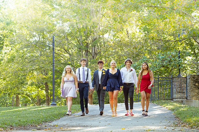 Riley & Emily and friends | EAST HOCO 2021