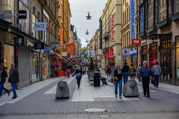 Stockholm juni