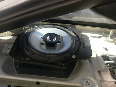 1992 Nissan 240sx SE Rear Speaker Installation - Canada