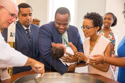 Anthony's Baptism