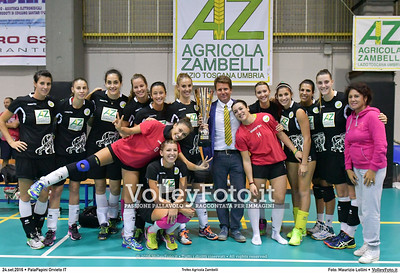 Stagione 2016-17 [Serie B2F]