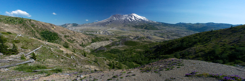 Mt. Saint Helens - July 2012