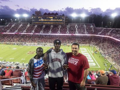 Stanford Football 2013