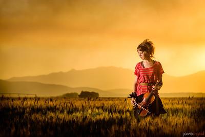Lindsey Stirling Portrait Shoot