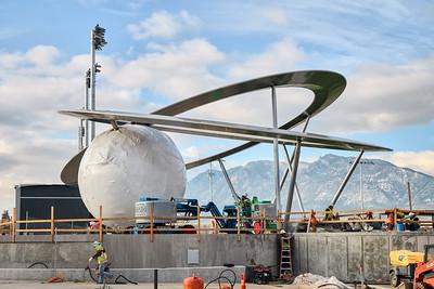 Switchbacks Stadium - Weidner Field - Under Construction
