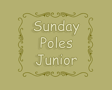 DEC LB 2018 Sun Pole Bending Junior